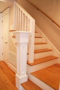 white-wooden-staircase