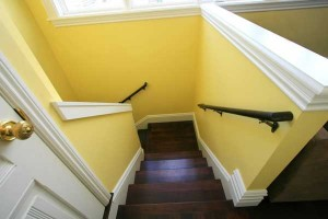 yellow-wall-staircase